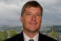 Эрик Андерс Холм-Олсен, генеральный консул США во Владивостоке.