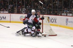 Хоккеисты «Трактора» переиграли на домашнем льду братиславский «Слован»
