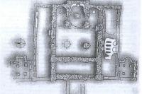 План собора на Протоке.