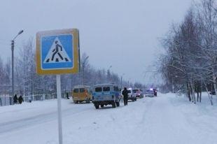 В Челябинске водитель «Лады» сбил на «зебре» сотрудника полиции