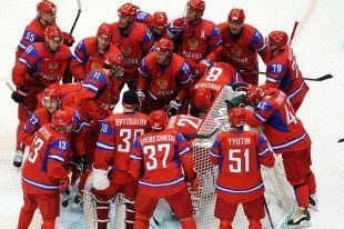 Ничушкин и Войнов вошли в состав сборной России по хоккею в Сочи