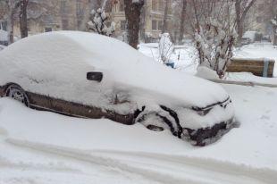 Синоптики ожидают в Челябинской области сегодня слабые метели