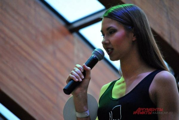 Номер 9.Колесникова Мария, 20 лет (победительница)