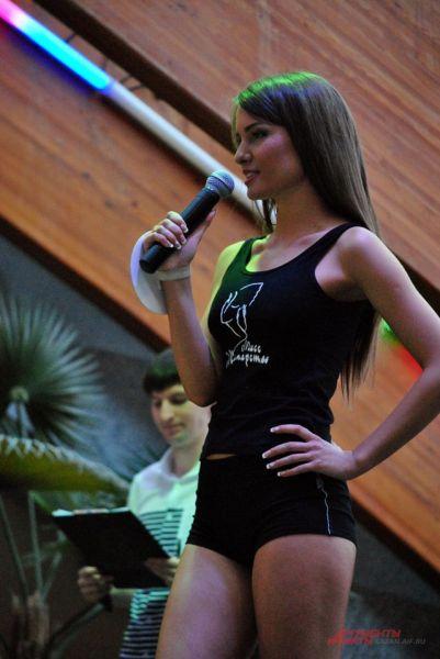 Акбашева Динара,студентка КГАСУ, 22 года