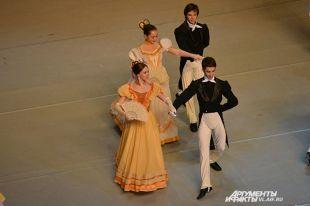 В самарском театре оперы и балета