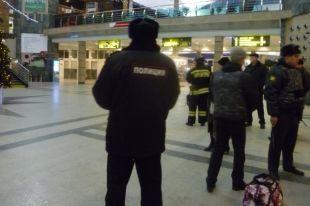 Лжеминером челябинского вокзала оказался бывший зэк
