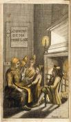 Иллюстрация Антуана Клуазье к сборнику сказок Шарля Перро «Сказки матушки Гусыни», XVII век.