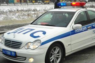 Двое полицейских пострадали в ДТП на Южном Урале