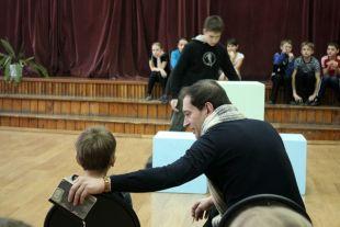 Театральная студия Константина Хабенского ищет школьников в Новосибирске