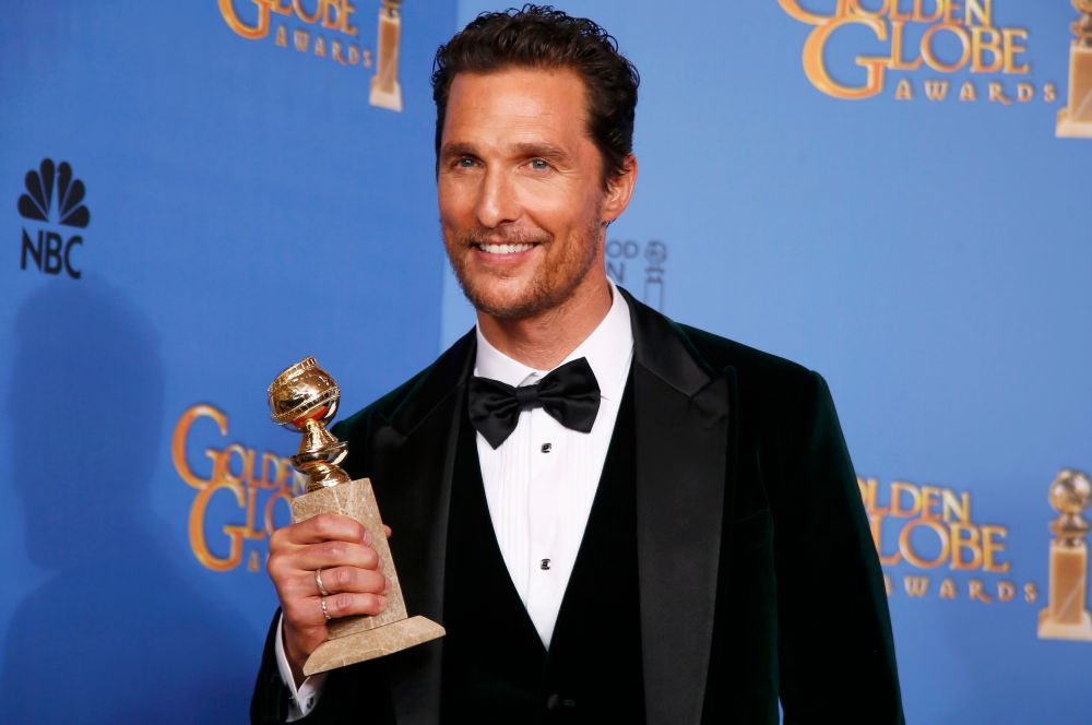 Картина «Далласский клуб покупателей» получила два «Золотых глобуса» за актёрский состав. Приз за лучшую мужскую роль в драматическом фильме достался Мэттью Макконехи.