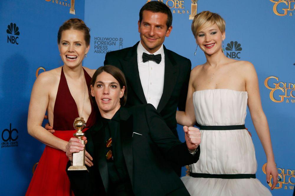 Лучшим фильмом среди комедий и мюзиклов была признана картина «Афера по-американски», опередившая новую работу братьев Коэнов «Внутри Льюина Дэвиса».
