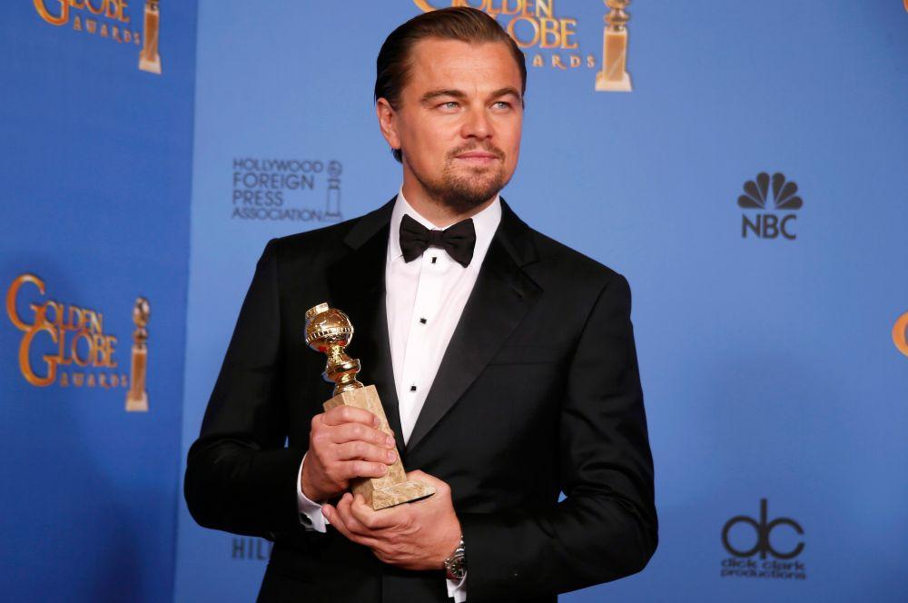 Новая картина Мартина Скорсезе «Волк с Уолл-стрит» была номинирована на премию «Лучший фильм среди комедий и мюзиклов», однако уступила в этой номинации, зато лучшим актёром в этом жанре был признан Леонардо Ди Каприо.