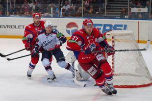 Хоккей. «Сибирь» проиграла «Словану» по буллитам - 1:2