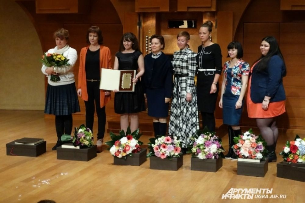 Победители конкурса «Год информационной поддержки добрых дел».