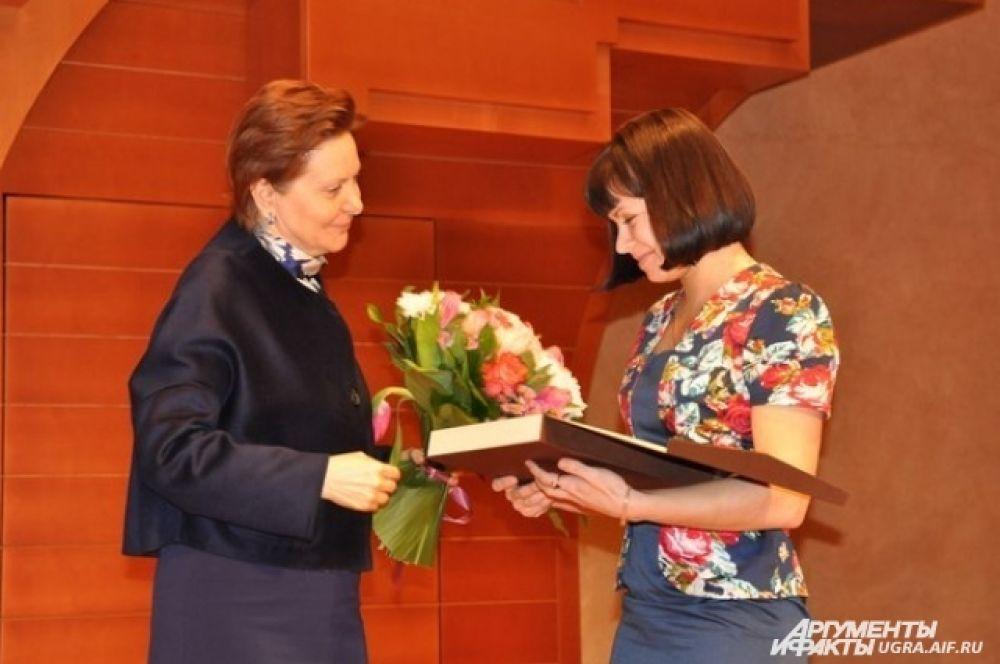 В номинации «Лучший добрый материал среди журналистов интернет» победу одержала корреспондент сайта «Аргументы и факты – Югра» Гузель Биктимирова.