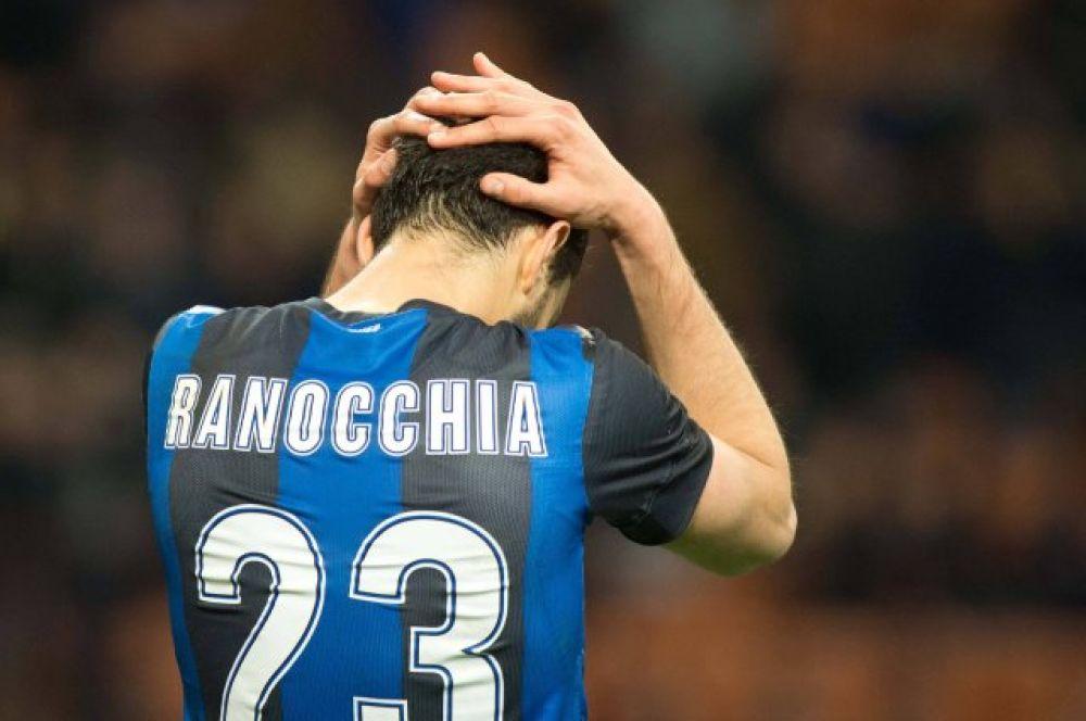 Андреа Раноккия. «Интер», Италия. Цена: 16,5 млн евро