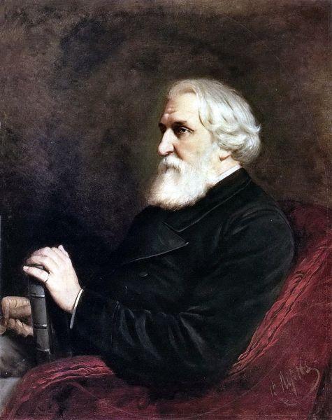 В начале 1870-х годов Перов по заказу Третьякова написал ряд портретов русских писателей и учёных, в том числе Ивана Тургенева, Фёдора Достоевского и Александра Островского.