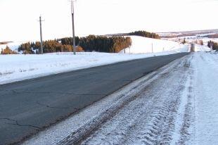 В Челябинской области пешеход погиб в ДТП