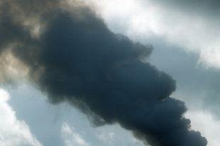 В Челябинске разлили серную кислоту