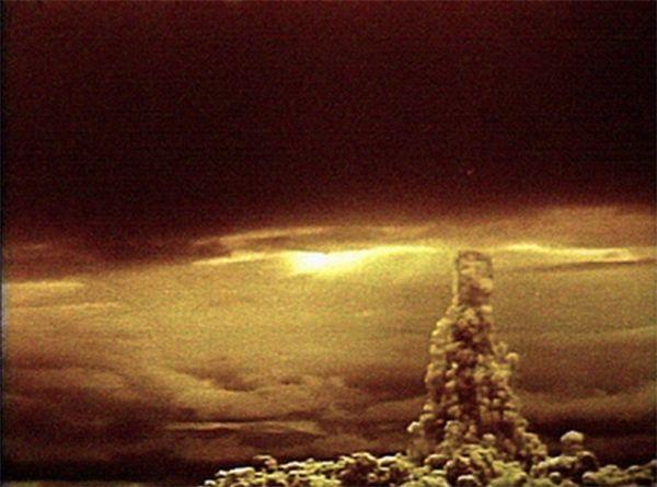 Сейсмическая волна, вызванная взрывом, обогнула земной шар трижды. Высота ядерного гриба достигла 67 километров в высоту, а диаметр его «шляпки» - 95 км. Звуковая волна достигла острова Диксон, располагающегося в 800 км от места испытаний.