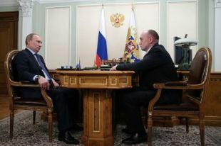 Врио губернатора Челябинской области получил первые рекомендации от Путина