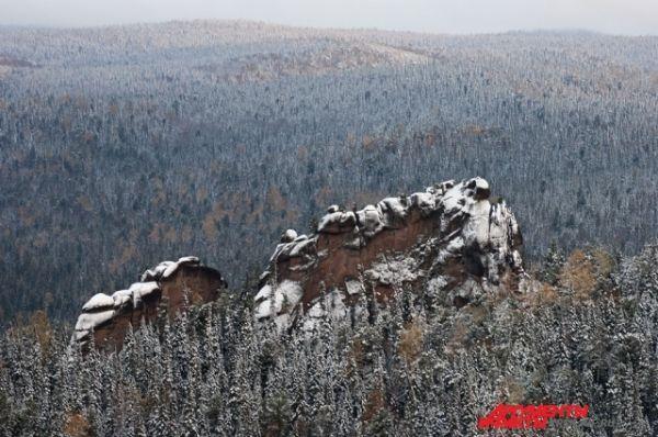 «Столбы»  - уникальный природный комплекс.