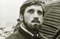 Владимир Высоцкий в роли радиста в фильме «Вертикаль» режиссера Станислава Говорухина, 1966 год.