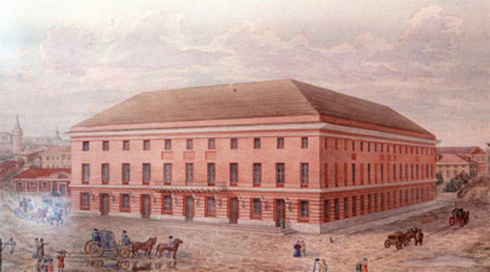 История театра началась в 1776 году. Тогда Екатерина II распорядилась построить на улице Петровка здание театра, который был назван Петровским. Последующее строительство велось уже по другому проекту.