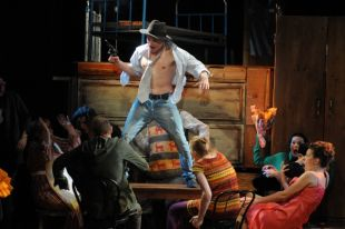 Театр «Старый дом» из Новосибирска примет участие в международном фестивале