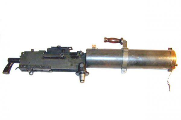 В 1917 году Браунинг разработал пулемёт M1917, находившийся на вооружении армии США вплоть до 70-х годов. Американцы использовали это оружие в Первой и Второй мировых войнах, а также в Корее и Вьетнаме.