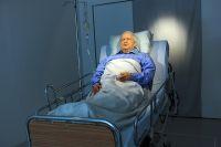 «Ариэль Шарон в коме». Инсталляция израильского художника Ноама Браславского