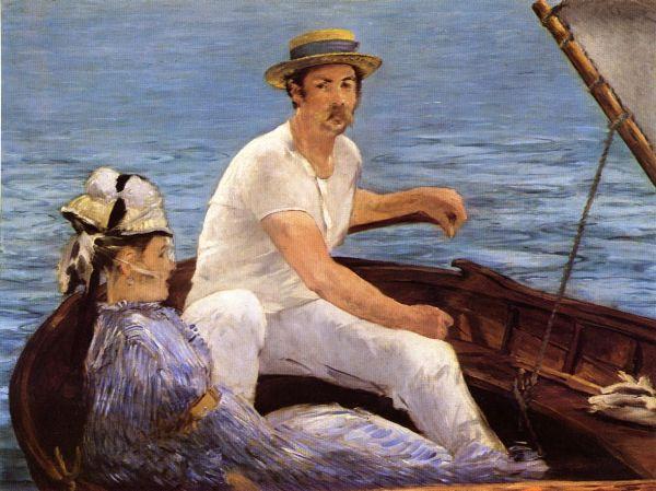 Лишь несколькими годами позже жюри признали работы Мане. В 1979 году картины «В оранжерее» и «В лодке» были приняты к участию. Публикой они тоже были встречены весьма тепло, что позволило художнику покончить с чередой скандалов и критики.