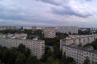 Лосиноостровский район Москвы.