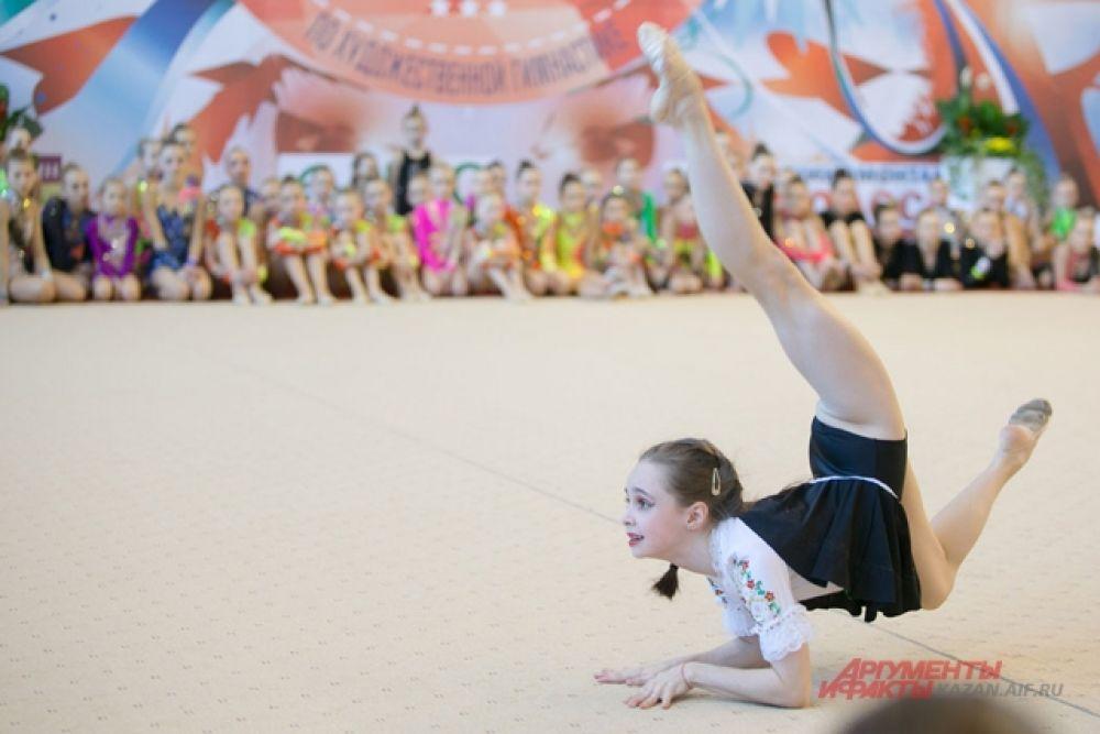 Болгарский танец, Николайчук Анастасия
