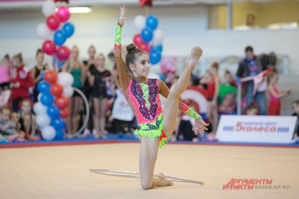 Алиева Сабина, Екатеринбург