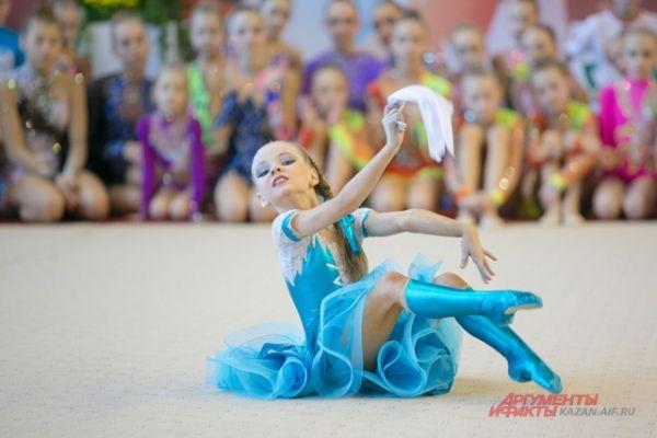 русский танец, Тингайкина Владлена