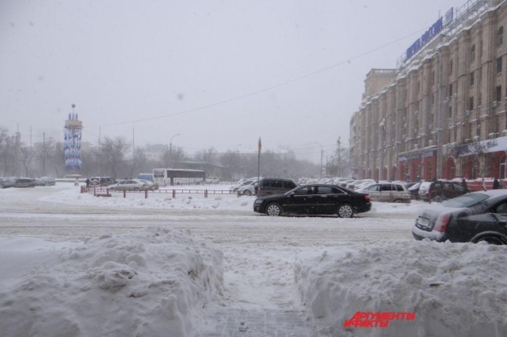 Волгоград избежал повторения транспортного коллапса