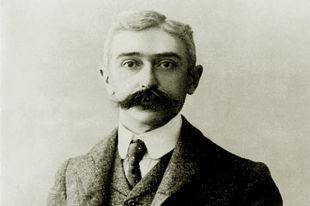 Барон Пьер де Кубертен.