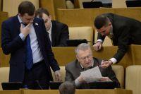 Не так давно лидер ЛДПР Владимир Жириновский предложил ограничить максимальный вес чиновников 80 килограммами.