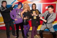 Группа Princessa Avenue во время национального отборочного конкурса исполнителей эстрадной песни «Евровидение-2010».
