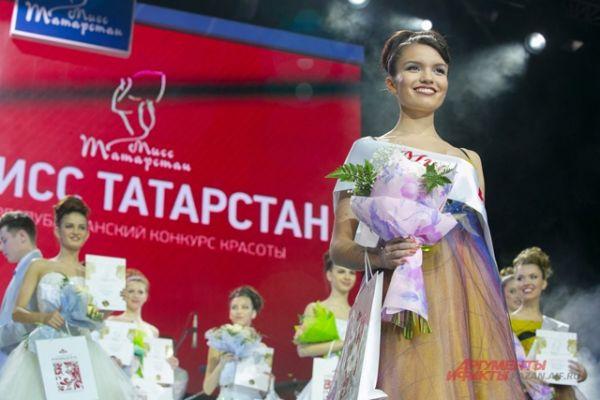 Мисс Фото Сабина Хамачина из Казани