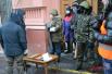 В Минюсте вход только по «по пропускам»
