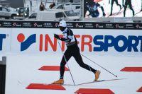 Кенийский лыжник Филип Бойт.