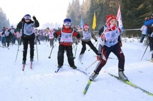 Из-за лютых морозов на Урале перенесли проведение «Лыжни России»