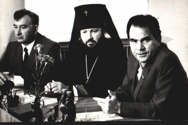 На совещании в честь 1000-летия Крещения Руси