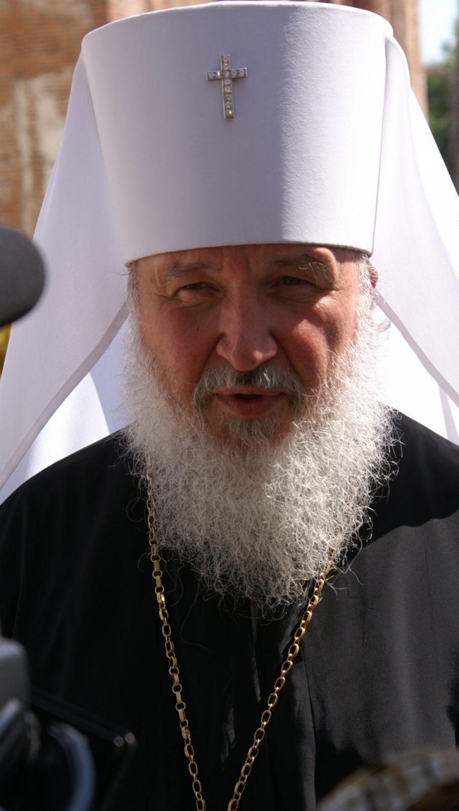 Будущий патриарх