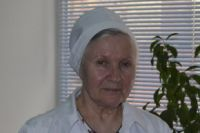 Врач Алевтина Хориняк.