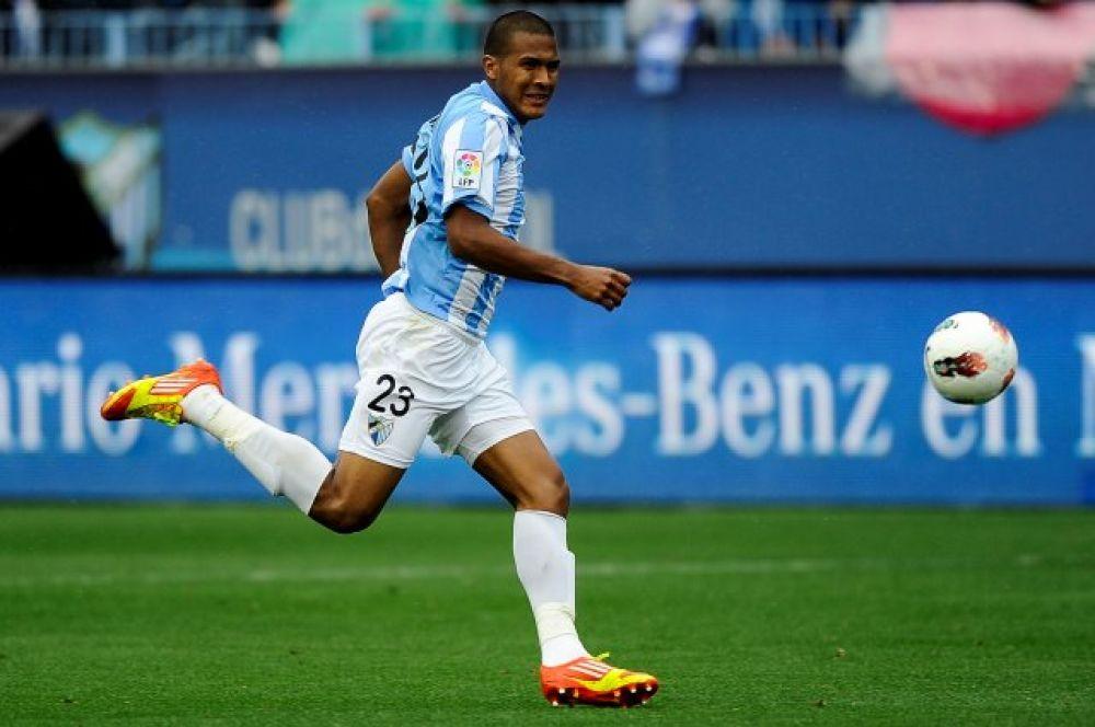 В «Рубин» Рондон перешел из «Малаги» в 2012 году за 10 млн евро