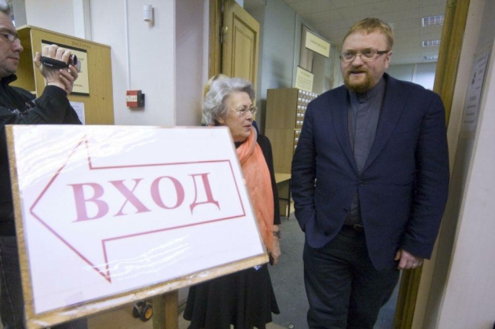 Милонов является одной из самых ярких фигур в Госдуме.