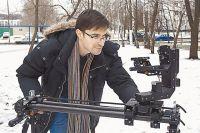 Дмитрий Натолочный, победитель конкурса «Умник», разработал портативную систему контроля движения видеокамеры.